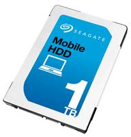 Seagate Mobile HDD 2.5'' 1TB SATA3 5400RPM 128MB cache BULK cietais disks