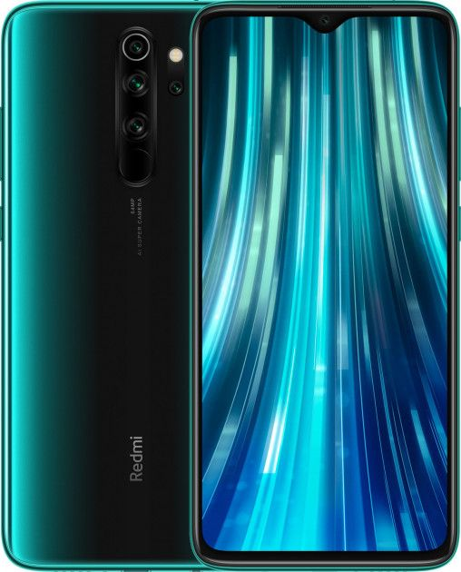 Xiaomi Redmi Note 8 Pro 6GB/128GB Forest Green Mobilais Telefons