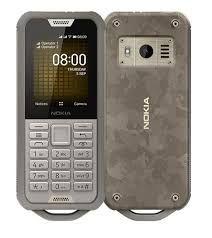 Nokia 800 Tough Dual-SIM sand Mobilais Telefons