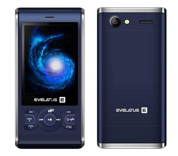 Evelatus  MYRIAD DS Midnight Blue EMY01DB Mobilais Telefons