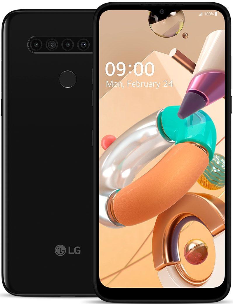 LG K41s 3GB/32GB Black Mobilais Telefons