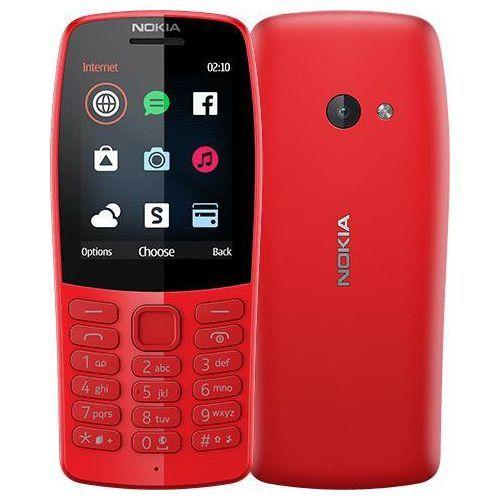 Nokia 210 Red Mobilais Telefons