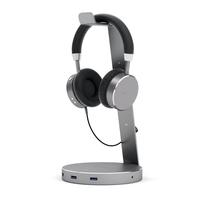 Satechi Stojak na Headset, Pelēks (ST-AHSHU3M)