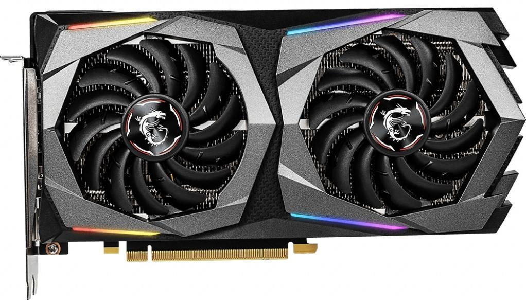 MSI GeForce RTX 2060 SUPER GAMING X, 8GB GDDR6, 3xDP, HDMI video karte