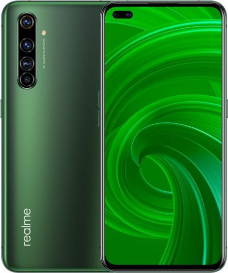 Smartfon Oppo Realme X50 Pro 5G 128 GB Zielony  (RMX2075MG128) RMX2075MG128 Mobilais Telefons
