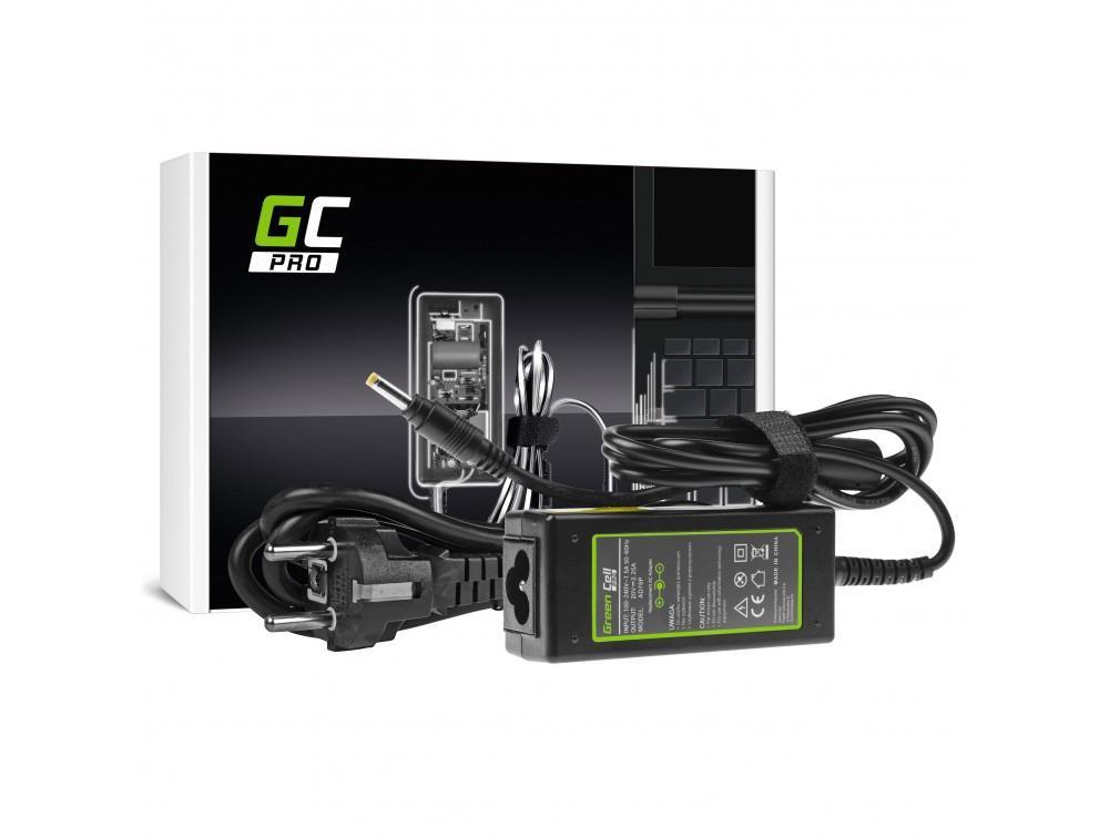 Green Cell Charger / AC Adapter Green Cell PRO 20V 2.25A 45W for Lenovo IdeaPad 100 100-15I portatīvo datoru lādētājs
