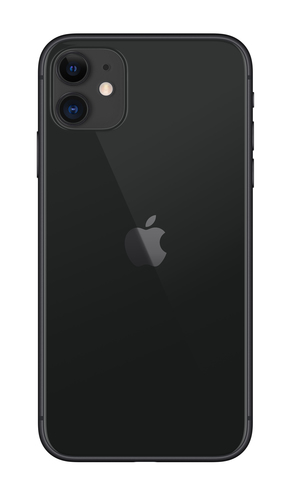 Apple iPhone 11 64GB Black Mobilais Telefons