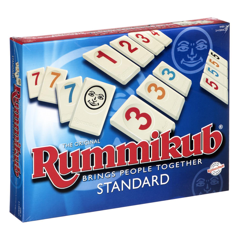Lemada Rummikub Standard - 2610 galda spēle