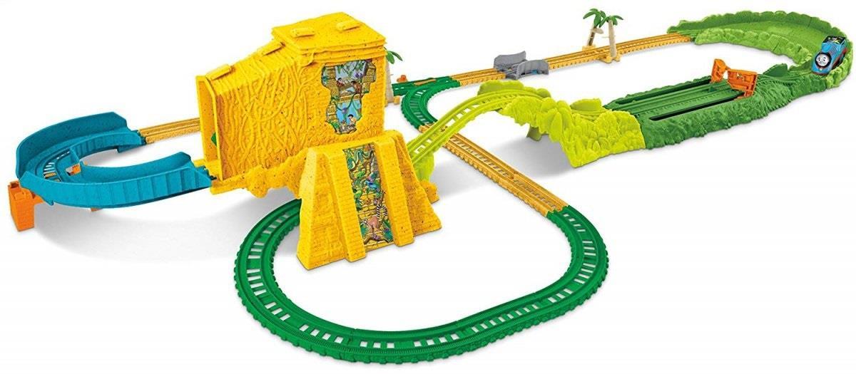 Mattel Turbo Speed Jungle Set