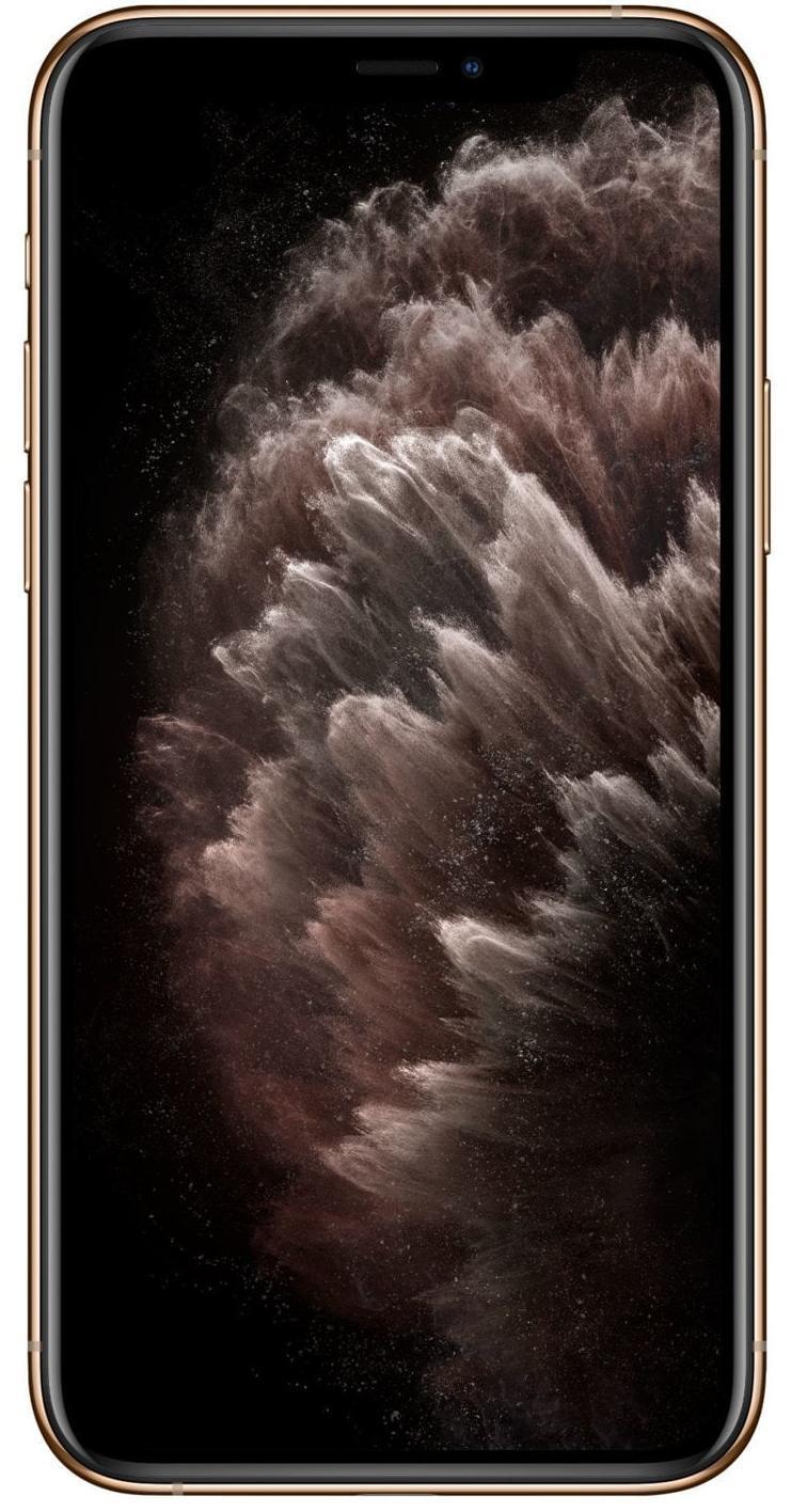 Apple iPhone 11 Pro Max 64GB Gold Mobilais Telefons
