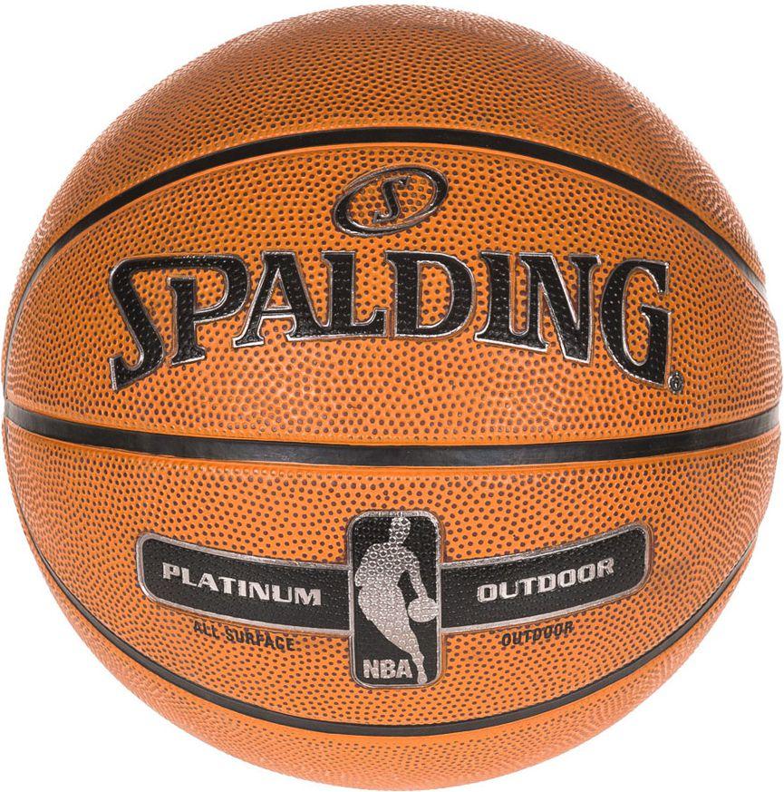 Spalding Basketball ball Platinum Outdoor. 7 bumba