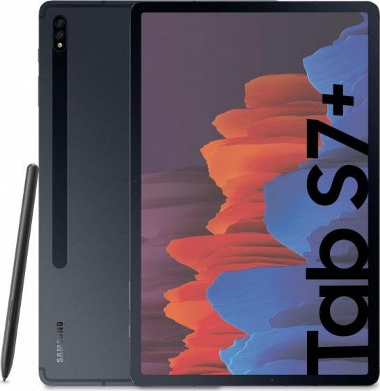 Samsung Galaxy Tab S7+ WiFi 128 GB SM-T970NZ Mystic Black Planšetdators