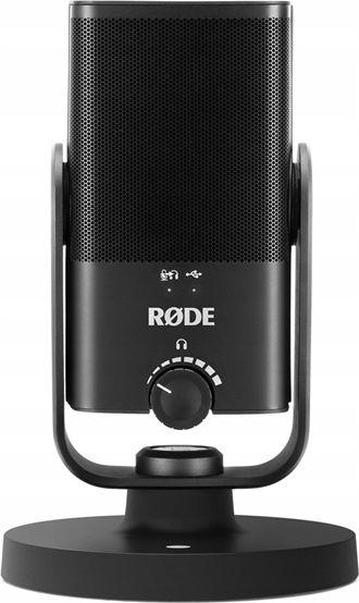 RODE NT-USB mini Black Table microphone Mikrofons