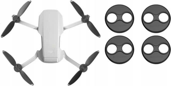 SunnyLife 4x Motor Covers / Protection For Dji Mavic Mini Drone
