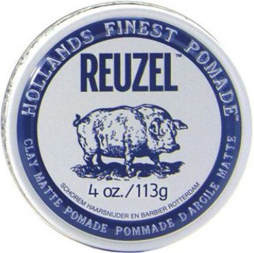 Reuzel Clay Matte Pomade pomade for hair styling 35g