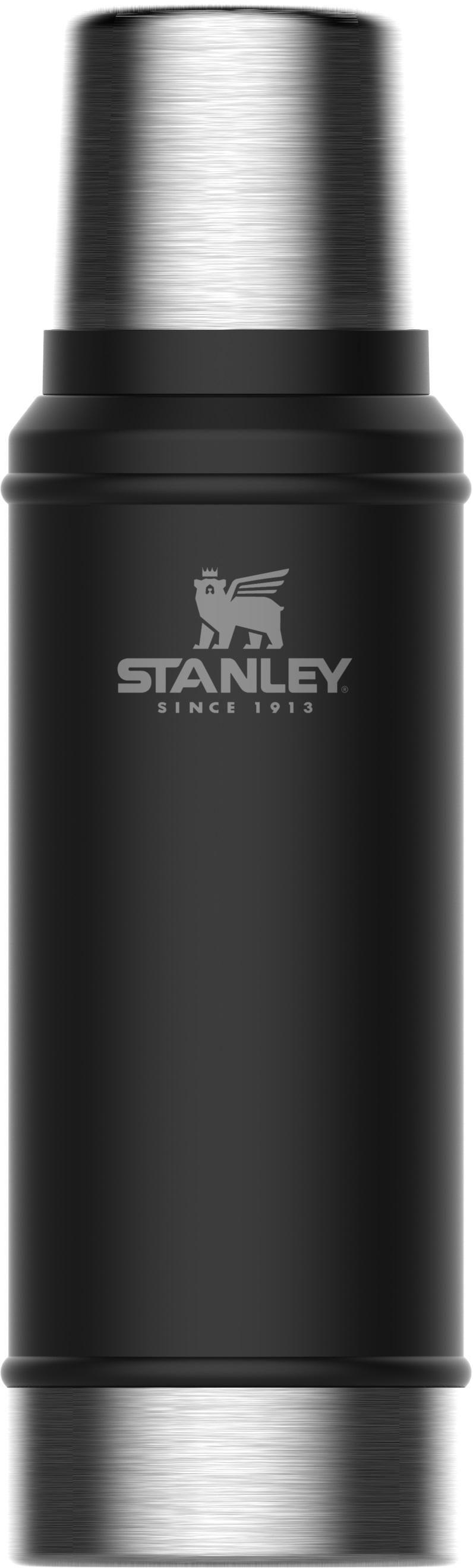 Stanley Termoss Classic 0,75L mateti melns 2801612028 termoss