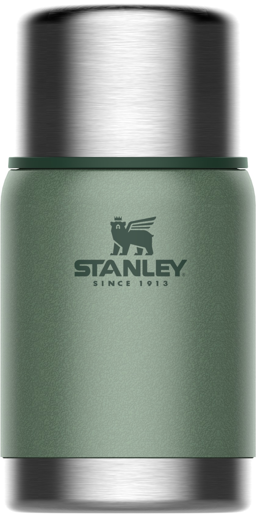 Stanley Termoss ēdienu Adventure 0,7L zaļš termoss