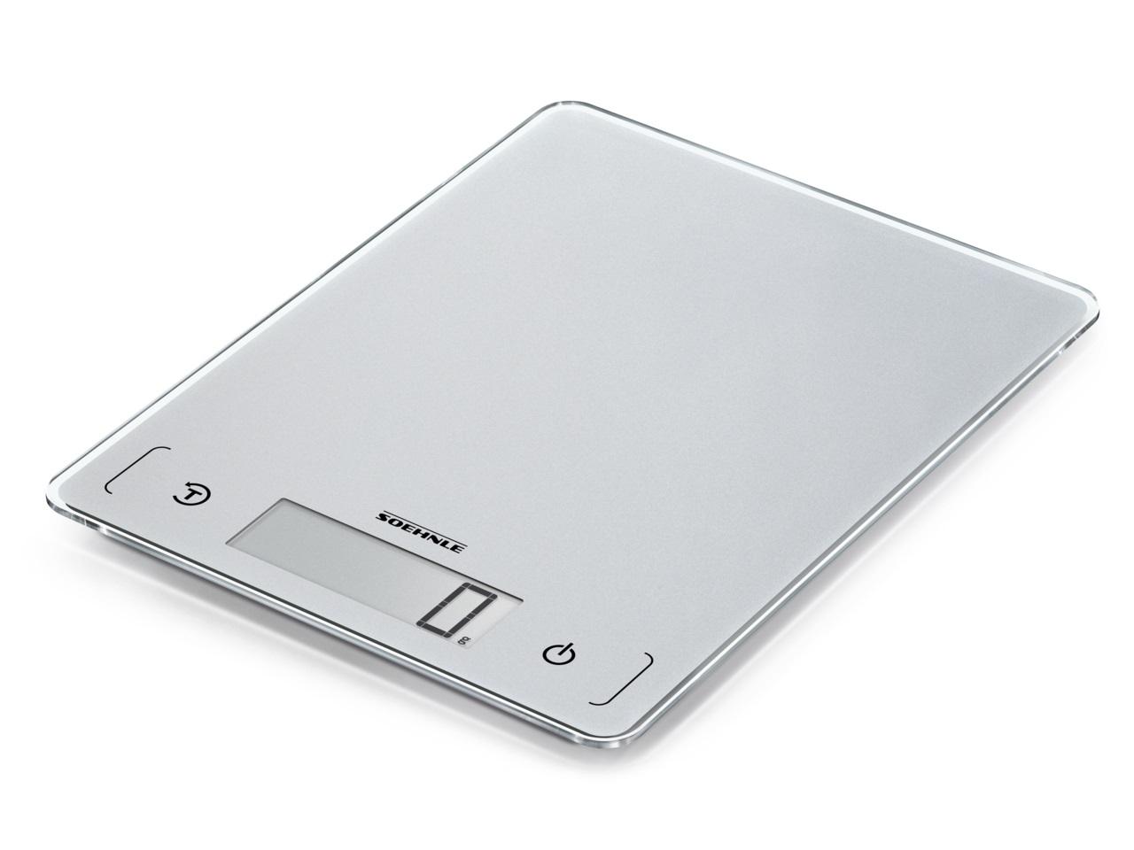 Soehnle Elektroniskie virtuves svari Page Comfort 300 Slim 1061504 virtuves svari