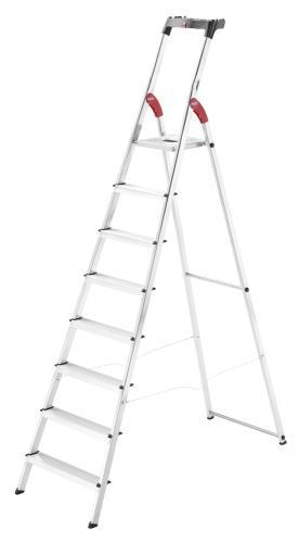 HAILO Kapnes majsaimniecibas L60 StandardLine / aluminija / 8 pakapieni 038160807
