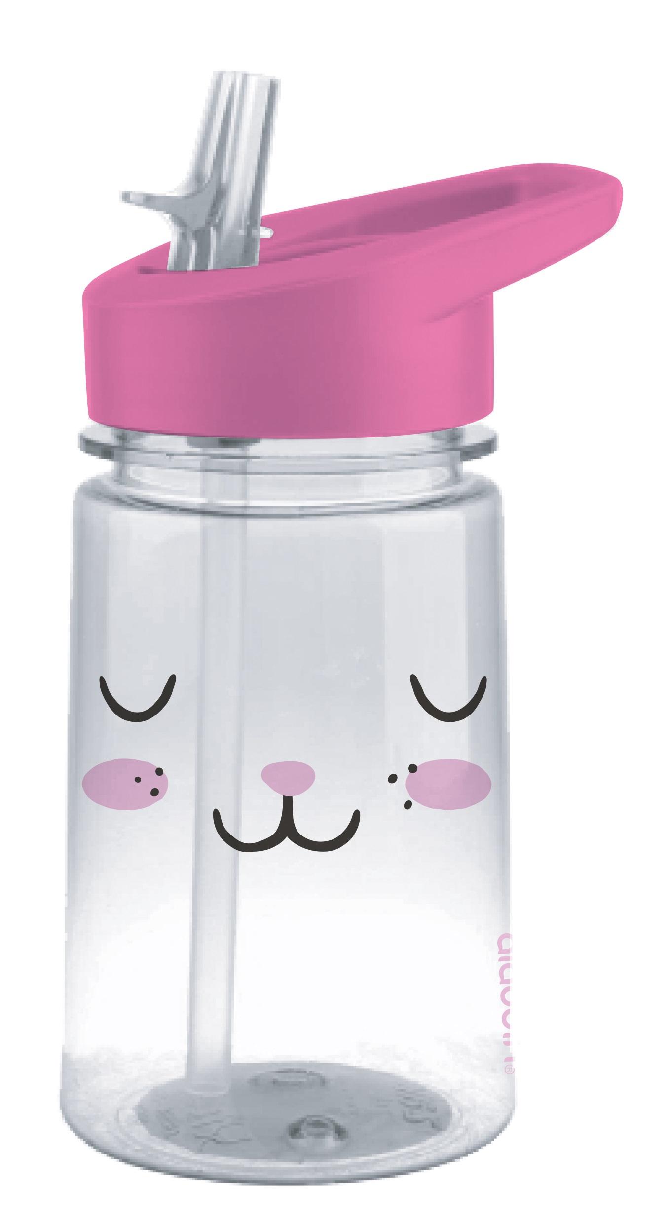 ALADDIN Pudele Zoo Flip & Sip Water Bottle 0.43L zakis 2708541001 Sporta aksesuāri