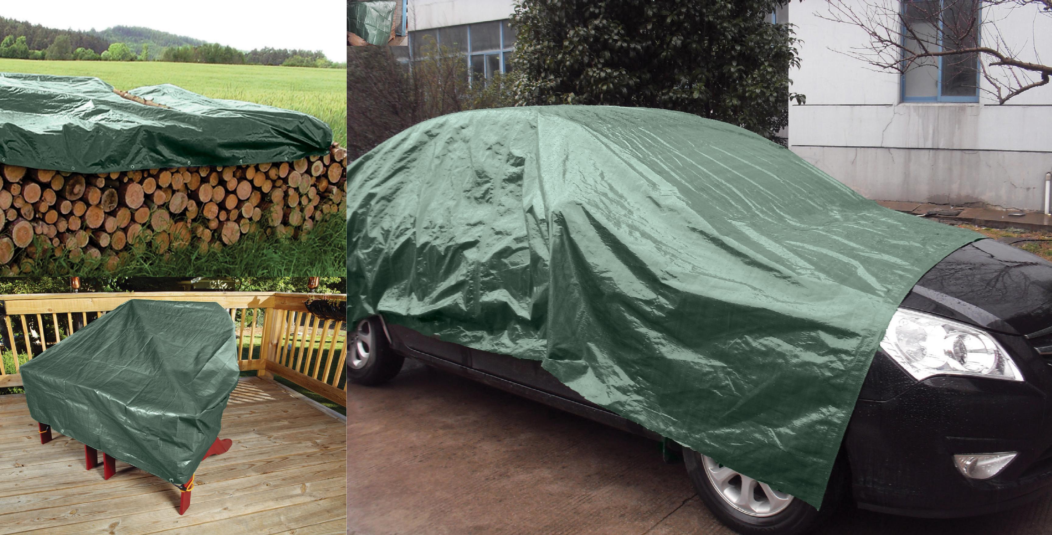 BESK Tents 4x6m 110gr Nojume