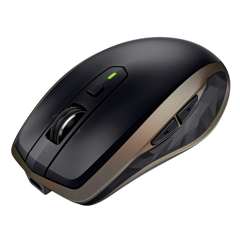 Logitech Wireless Mouse MX Anywhere 2, Mobile Mouse-2.4GHZ Datora pele