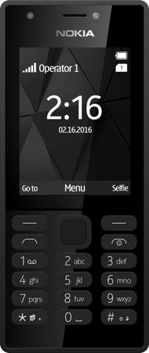 """Nokia 216 DS Black 2G 2.4"""" EU Mobilais Telefons"""