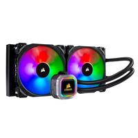Corsair Hydro Series H115i RGB Platinum procesora dzesētājs, ventilators