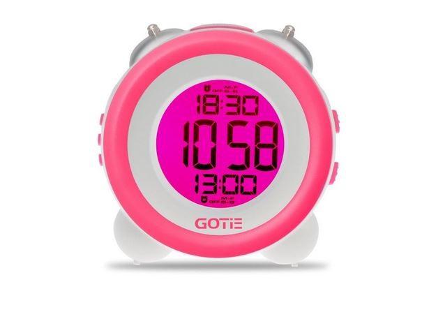 DIGITAL CLOCK      GOTIE GBE-200R radio, radiopulksteņi