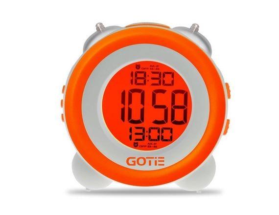 DIGITAL CLOCK      GOTIE GBE-200P radio, radiopulksteņi