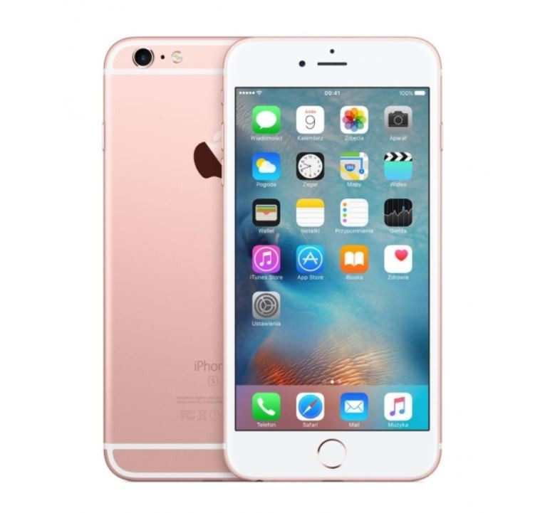 Apple iPhone 6s 128GB rose gold Mobilais Telefons