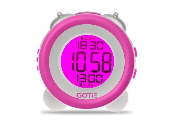 DIGITAL CLOCK      GOTIE GBE-200F radio, radiopulksteņi