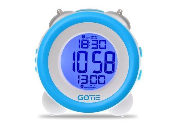 DIGITAL CLOCK      GOTIE GBE-200N radio, radiopulksteņi