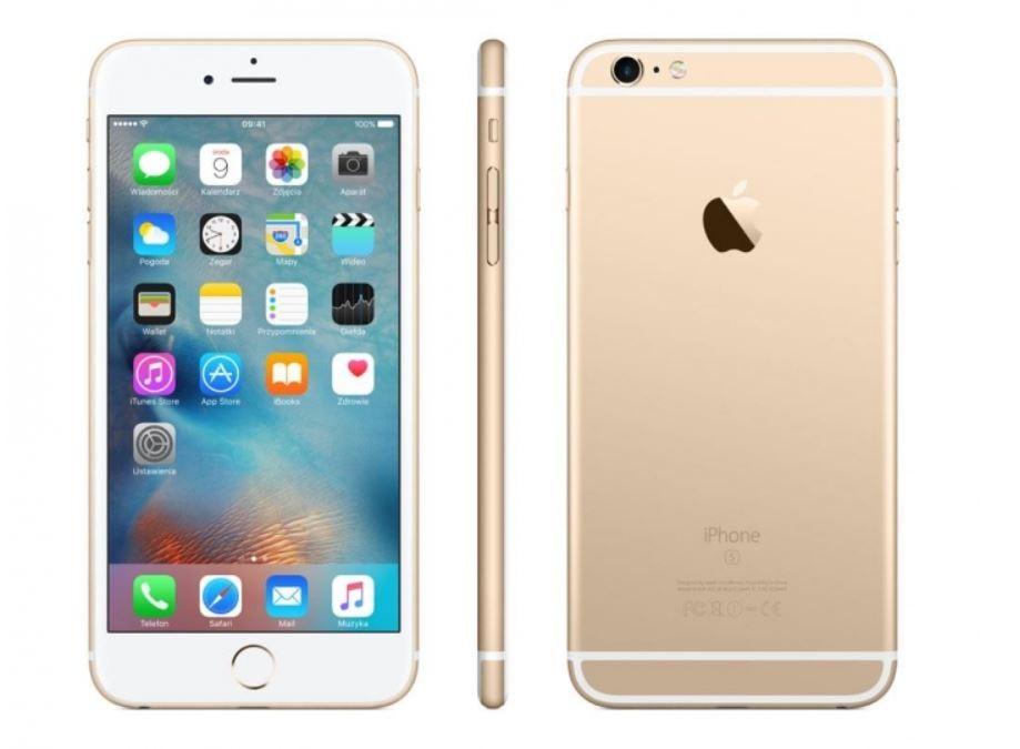 Apple iPhone 6s 128GB Gold Mobilais Telefons