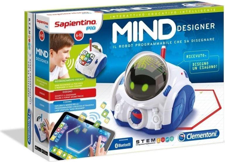 Clementoni Robot Mind Designer (50534)