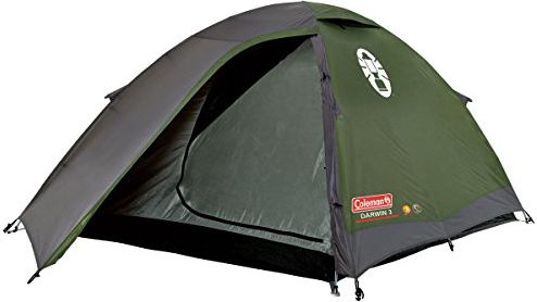 Coleman Camping tent Darwin 3 (053-L0000-2000012146-138) telts Kempingiem, pārgājieniem