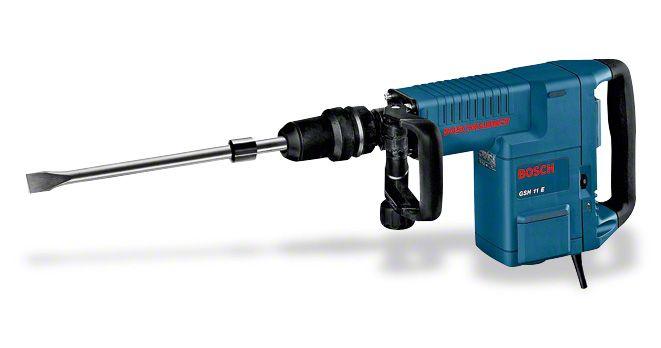 Bosch Hammer drill SDS-max 1500W 16.8J GSH 11 E Professional 0611316708