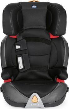 Chicco Oasys 2-3 Fixplus Evo Jet Black auto bērnu sēdeklītis