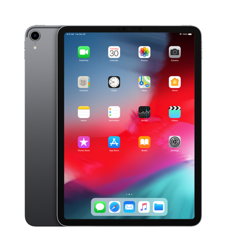 Apple iPad Pro 11 Wi-Fi 256GB Space Grey MTXQ2 Planšetdators