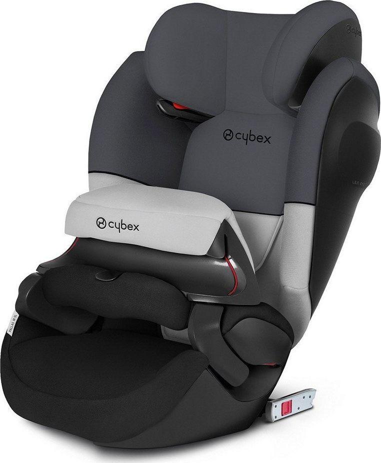 Cybex M-Fix SL Gray Rabbit 9-36kg auto bērnu sēdeklītis