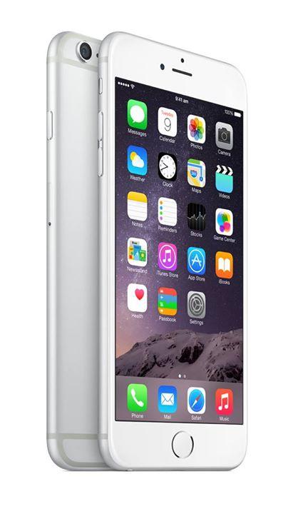 Apple iPhone 6 Silver White 64GB Mobilais Telefons