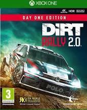 Xone Dirt 2.0 GOTY