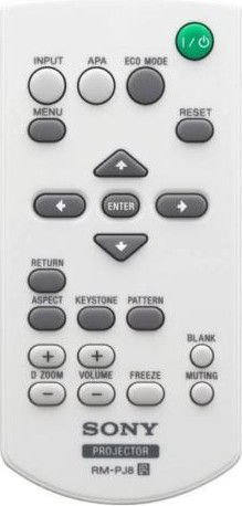 Sony Remote Commander (RM-PJ8) pults
