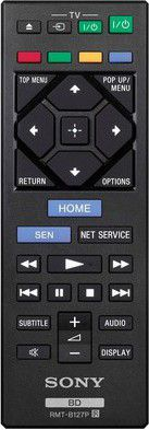 Sony Remote Commander (RMT-B127P) pults