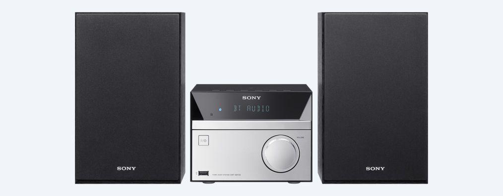 Sony CMTSBT20 Hi-Fi System with Bluetooth mūzikas centrs