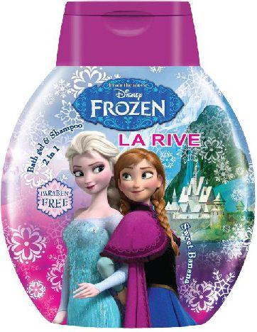 La Rive for Woman Frozen Shower gel 2in1 250ml