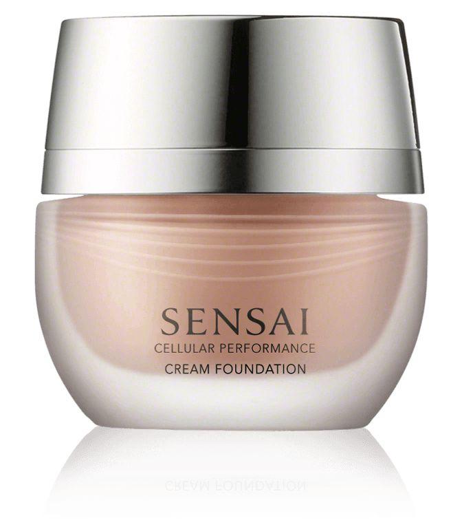 KANEBO Sensai Cellular Performance Cream Foundation CF 12 Soft Beige 30ml tonālais krēms