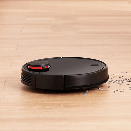 Xiaomi Robot vacuum Black Mop Pro 2in1 robots putekļsūcējs
