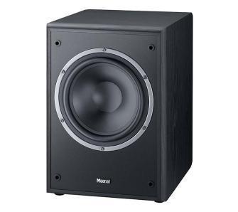 Magnat Monitor Supreme Sub 202A 80 W Black datoru skaļruņi