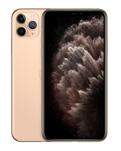 Apple iPhone 11 Pro Max 512GB Gold Mobilais Telefons